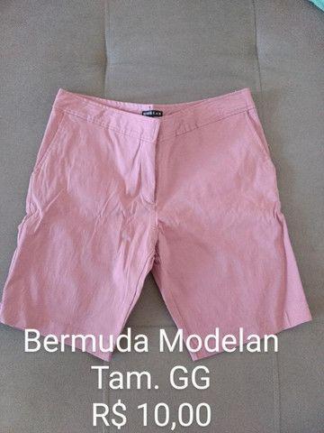 Bermudas Usadas - Foto 3
