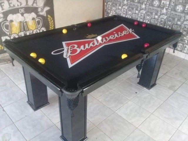Sinucas Personalizadas Budweiser A Partir De R$ 1.290,00 - Foto 4