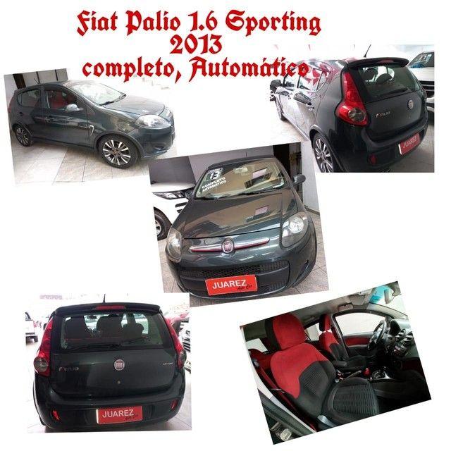 Fiat Palio  Sporting 1.6 16V Dualogic (Flex) FLEX DUAL LOGI - Foto 5
