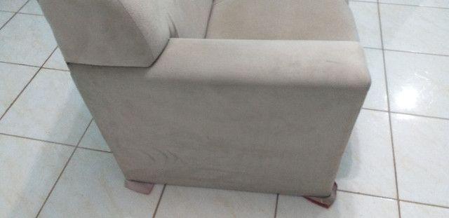 Vendo sofá de 2 lugares  - Foto 2