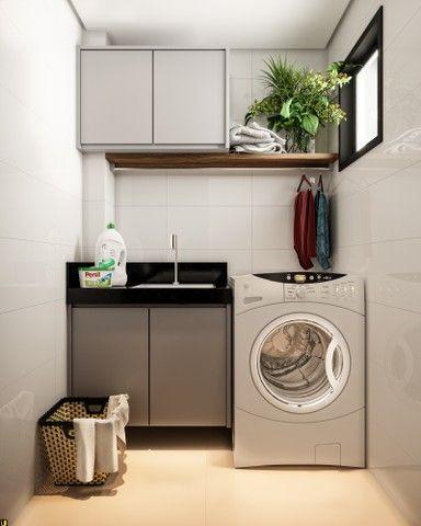 Apartamento com 3 quartos | 1 suíte e 2 semi-suítes | Varanda Gourmet | 2 vagas | Bairro F - Foto 8