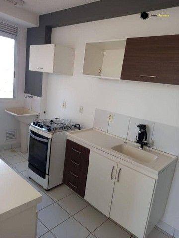 Apartamento com 2 dormitórios para alugar, 55 m² por R$ 1.100,00/mês - Rita Vieira - Campo - Foto 5