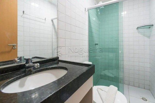 JO-Lindo apartamento mobiliado com 3/4 em Muro Alto - Foto 9