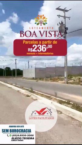 Loteamento Boa Vista, com excelente localização e próx de Fortaleza! - Foto 16