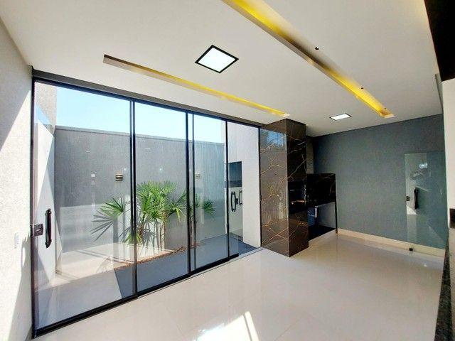 Casa para venda com 125 metros quadrados com 3 quartos no Residencial Veredas dos Buritis - Foto 15