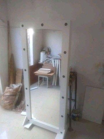 Espelho camarim com base removível - Foto 2