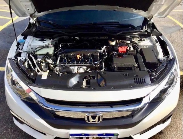 Honda Civic 2.0 Ex Flex Aut. 4p assumir-Financiamento - Foto 3