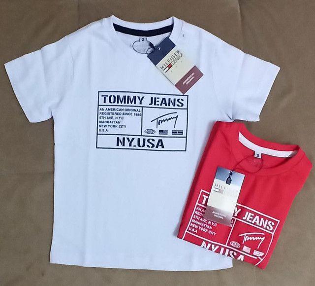 Camisetas infantis - Foto 4