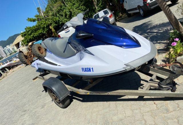 Jet Ski 1100cc Yamaha 2013 (com ou sem carreta)  - Foto 2