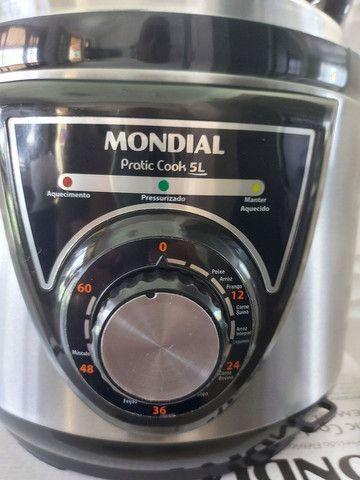 Panela Elétrica de Pressão Mondial 5l ,Nova , 127 volts  - Foto 4