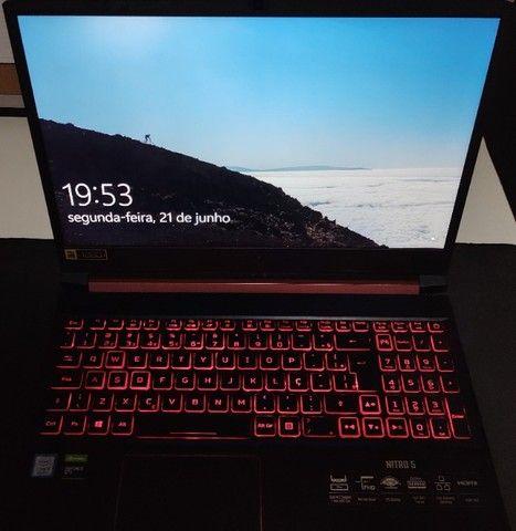 Notbook Gamer Acer Aspire Nitro 5