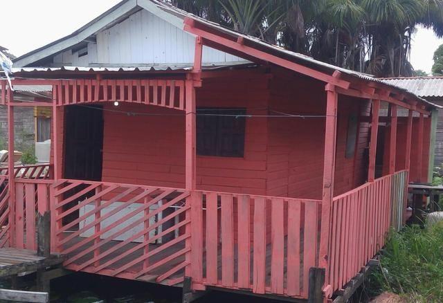 Casa na área de ressaca ,Infraero 1