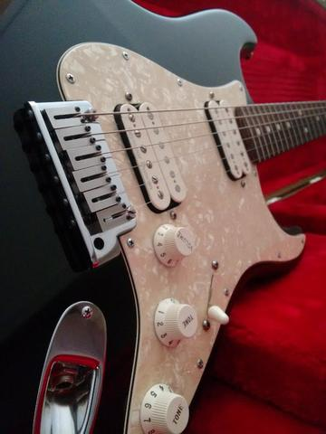 Fender American double fat Hot Rodded