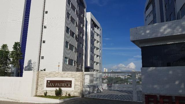 Apartamento Novo de 3 Quartos entre a UEPB e UFCG. As 2 principais faculdades de C. Grande