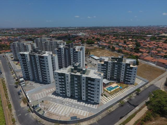 Villa Milano - Apartamento 59,79m² com 3 quartos Parque 2 Irmãos - Foto 20