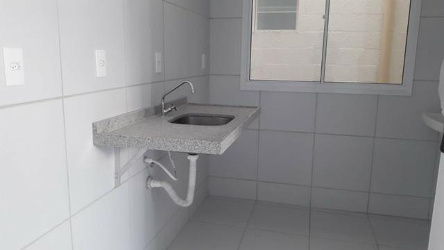 Villa Milano - Apartamento 59,79m² com 3 quartos Parque 2 Irmãos - Foto 11