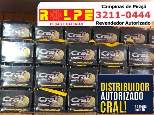 Rolpe Bateria_Temos o Maior Estoque de Baterias Automotivas Com Menor Preço de Salvador!! - Foto 11