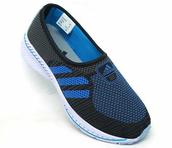 d1743a96bf5 Tênis Feminino Adidas Slip Run - Roupas e calçados - Bela Vista de ...