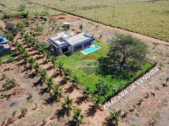 4 chácaras de 4 de hectares à venda por de r$ 320.000,00 cada em unaí/mg - Foto 7