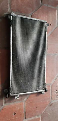 Condensador do ar condicionado Honda Civic 2001 a 2006 - Foto 2