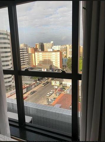 Quarto e sala,nascente na Ponta Verde, varanda, 45 m²,área de lazer completa na cobertura! - Foto 12