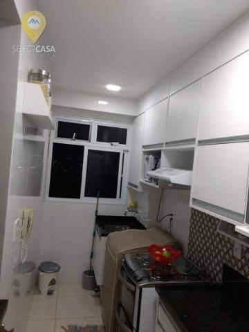 Lindo apartamento em morada de laranjeiras 2 quartos - Foto 9