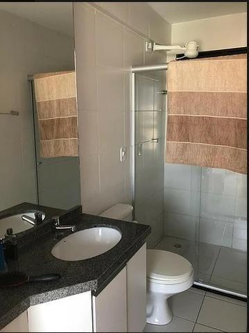 Quarto e sala,nascente na Ponta Verde, varanda, 45 m²,área de lazer completa na cobertura! - Foto 3
