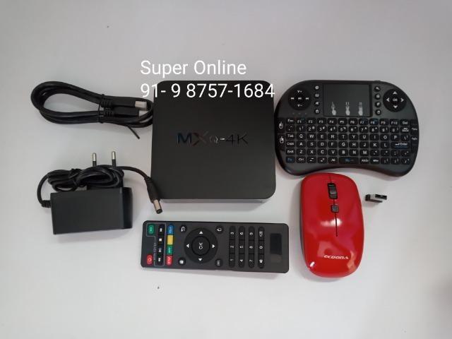 Tv Box _ Entrega grátis