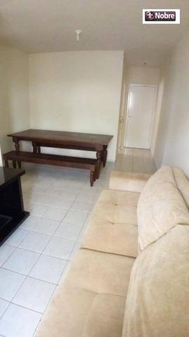 Apartamento para alugar, 68 m² por r$ 1.050,00/mês - plano diretor norte - palmas/to - Foto 9