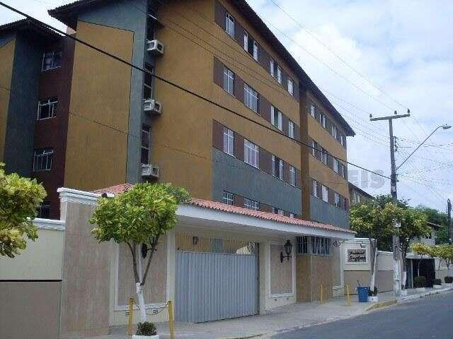 Apartamento para alugar com 2 dormitórios em São joão do tauape, Fortaleza cod:699248