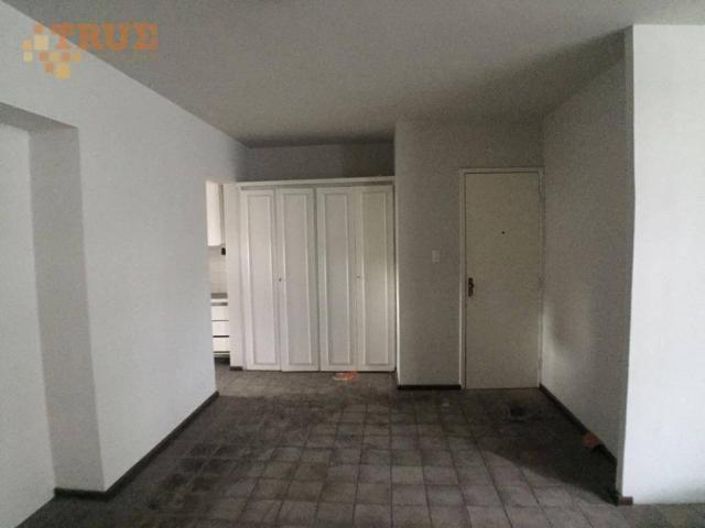 Apartamento com 3 dormitórios para alugar, 95 m² por R$ 2.000,00/mês - Boa Viagem - Recife - Foto 4