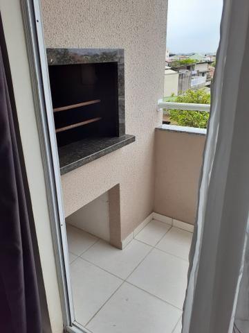 Alugo apartamento mobiliado com taxas inclusas - Foto 6