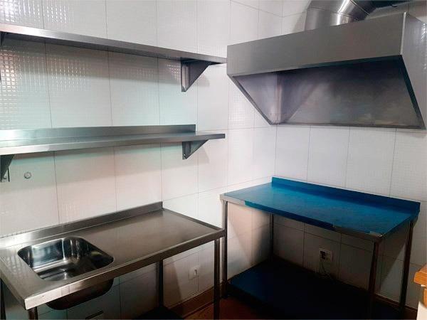 Bancada e bancadas em aço inox, tanques, pias, bojos de pia, mesas em inox - Foto 2