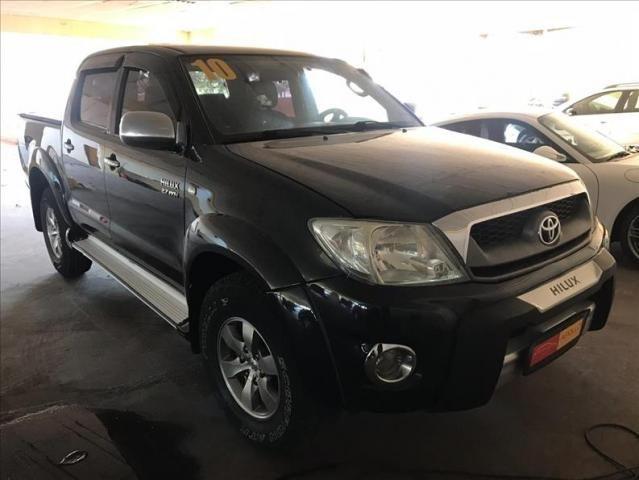 Toyota Hilux 2.7 sr 4x2 cd 16v - Foto 3