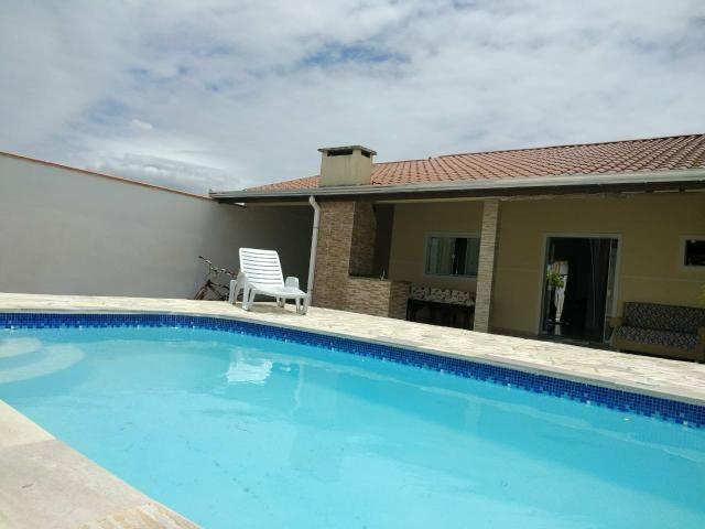 Casa itapoa temporada próximo a praia ar condicionado piscina Wi-fi - Foto 12