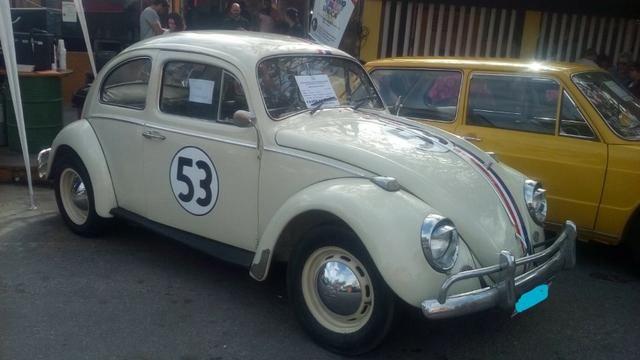 Fusca Herbie - ano 1966 - doc ok