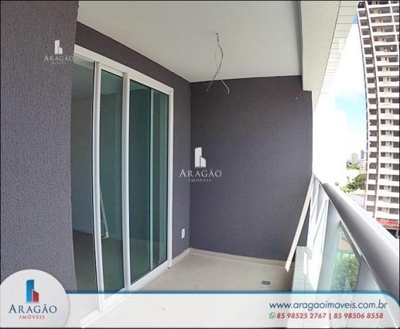 Apartamento com 3 suítes à venda, 94 m² por r$ 780.000 - aldeota (repasse de particular) - Foto 5