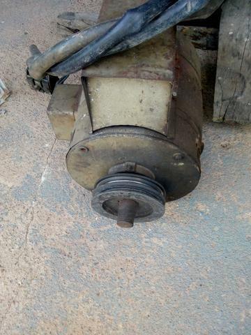 Motor yanmar Y22 com gerador de 4 kva - Foto 3