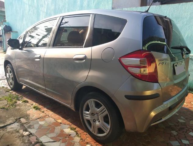 Honda Fit 1.4 Cinza Flex - Oportunidade - Foto 2