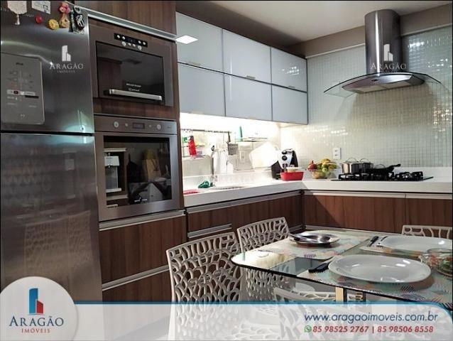 Apartamento à venda, 106 m² por r$ 850.000,00 - aldeota - fortaleza/ce - Foto 19
