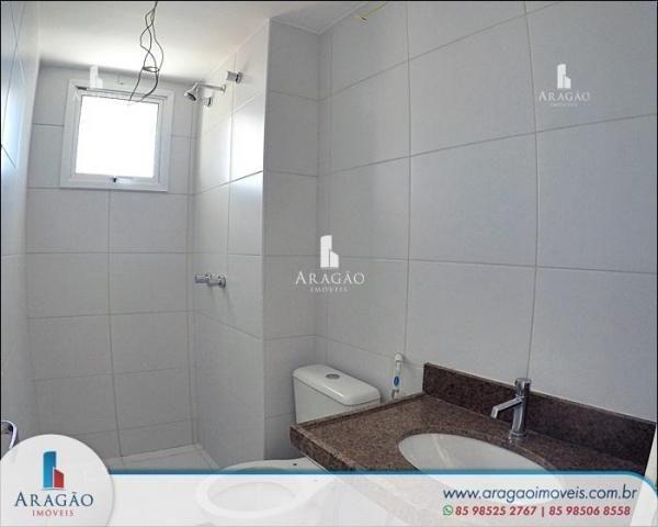 Apartamento com 3 suítes à venda, 94 m² por r$ 780.000 - aldeota (repasse de particular) - Foto 10