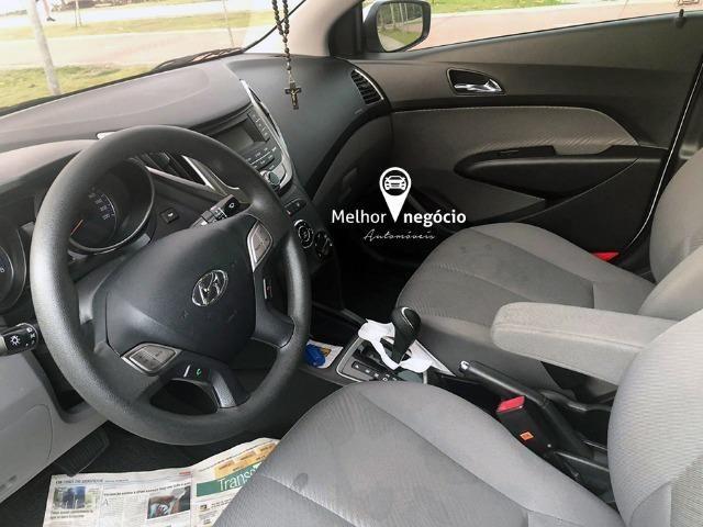 Hyundai HB20 Sedan Comf. Plus 1.6 Flex Aut. Branco - Foto 10