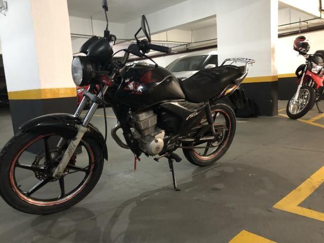 Moto Cg fan 150 2012 és - Foto 3