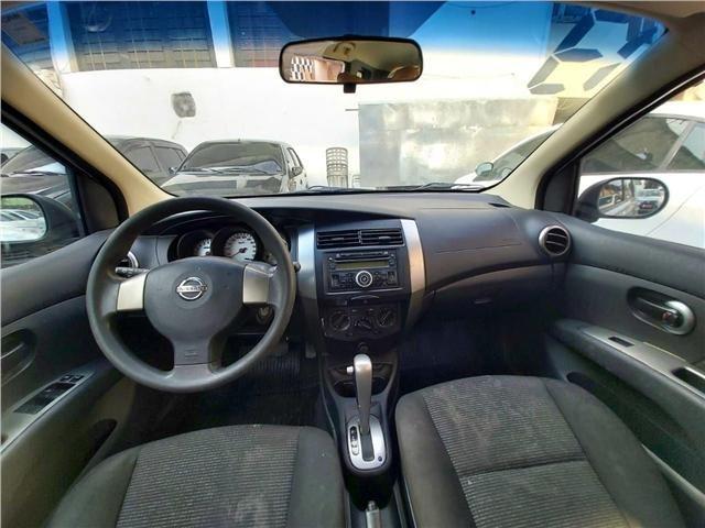 Nissan Livina 1.8 s 16v flex 4p automático - Foto 4