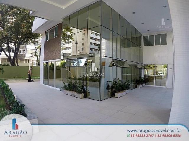Apartamento com 3 dormitórios à venda, 121 m² por r$ 800.000,00 - aldeota - fortaleza/ce - Foto 15