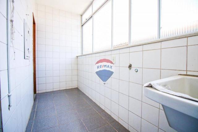 Apartamento com 3 quartos, 120 m² em excelente localização no estoril - Foto 8