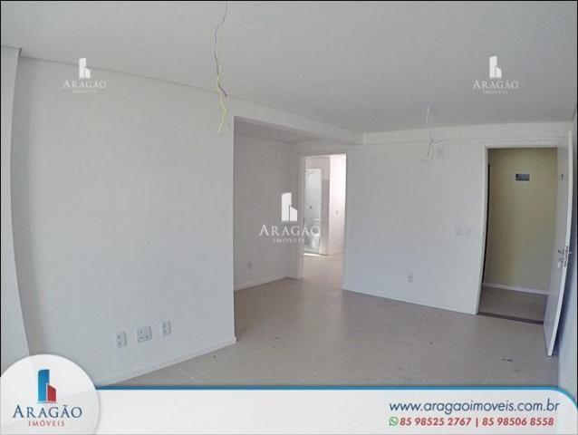 Apartamento com 3 suítes à venda, 94 m² por r$ 780.000 - aldeota (repasse de particular) - Foto 4