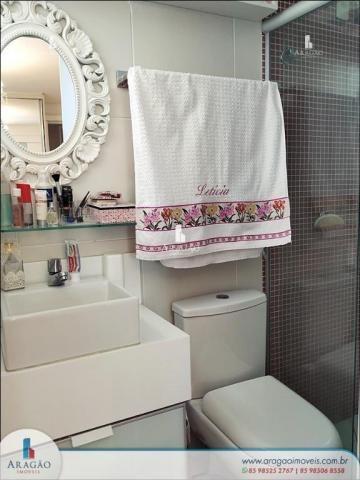 Apartamento à venda, 106 m² por r$ 850.000,00 - aldeota - fortaleza/ce - Foto 9