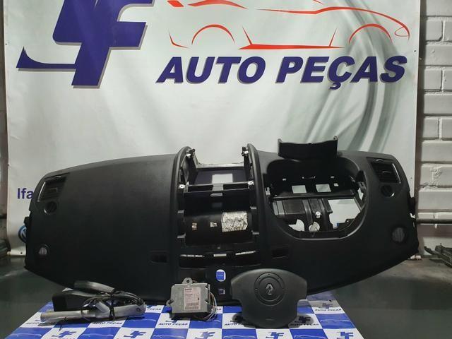 Kit airbag da megane de 2007 a 2013
