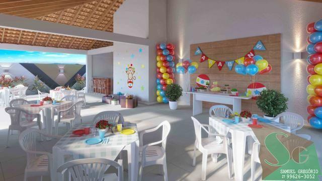 SAM - 34 - Vista da Reserva Condomínio clube - 2 quartos - Camará - Serra, ES - Foto 6